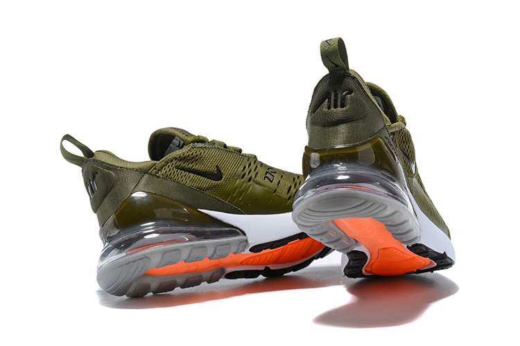 new arrival a76df 939bd latest nike air max 270 trainers mesh army green Luxe vedette PARIS style  www.sac-lvmarque.com