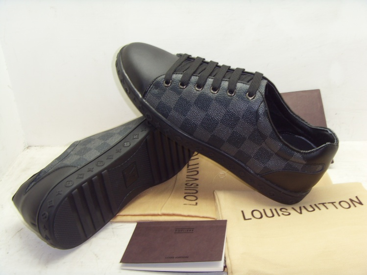 dc45671b3c69b Chaussures Louis Vuitton Homme Soldes