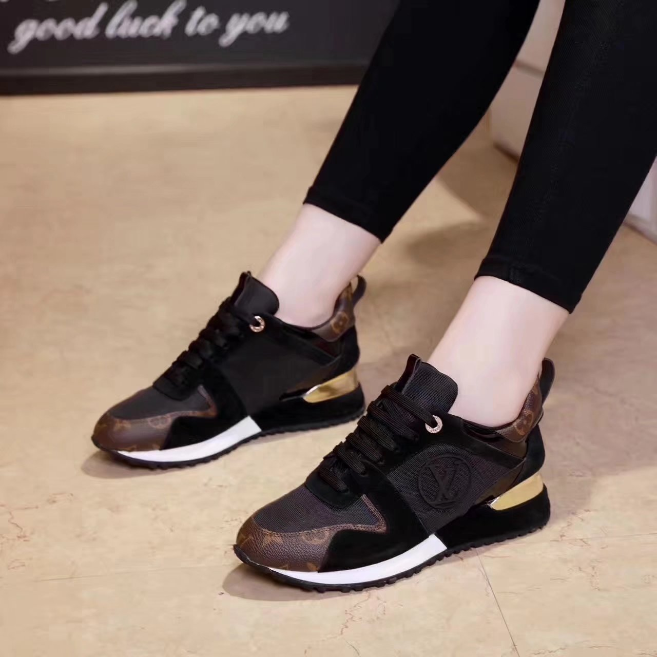107.44, Louis vuitton shoes women - page2,louis vuitton new pattern women  leisure sports shoes comfortable d8a3712e481