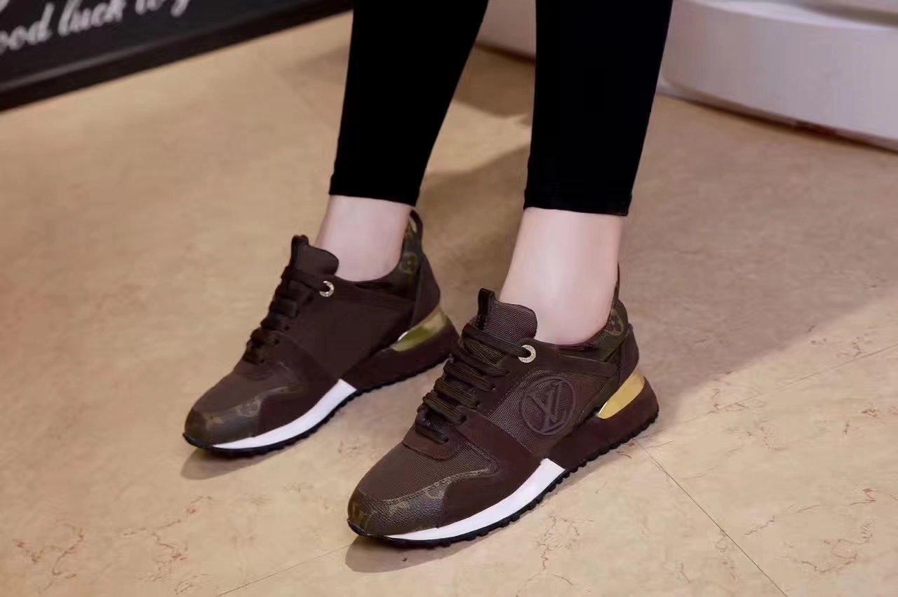 ec535b7f5fa Sneakers Run Away Louis Vuitton Femme Pas Cher