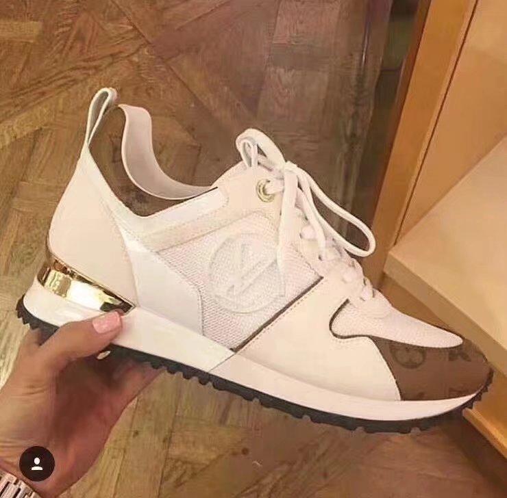 Louis vuitton chaussures femmes,louis vuitton new pattern femmes leisure  sports chaussures comfortable and wearable d13de3e1e1c