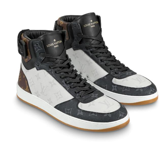 2cabd32d7131 louis vuitton high Schuhe rivoli sneaker boot Luxe vedette PARIS ...
