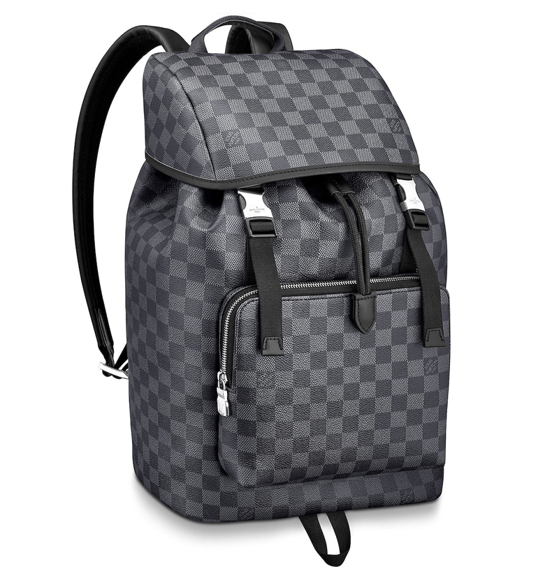 hot sale online 9a0bb 532c3 57.00EUR, louis vuitton sac a dos zack damier graphite canvas travel n40005  classic