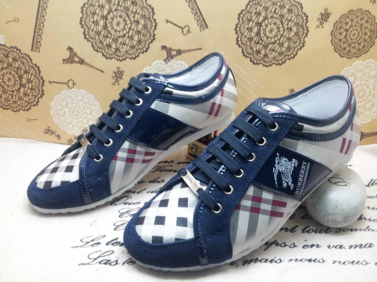 Pas Cher Homme soldes Burberry Chaussures wqTY00 8a2fa083ba9