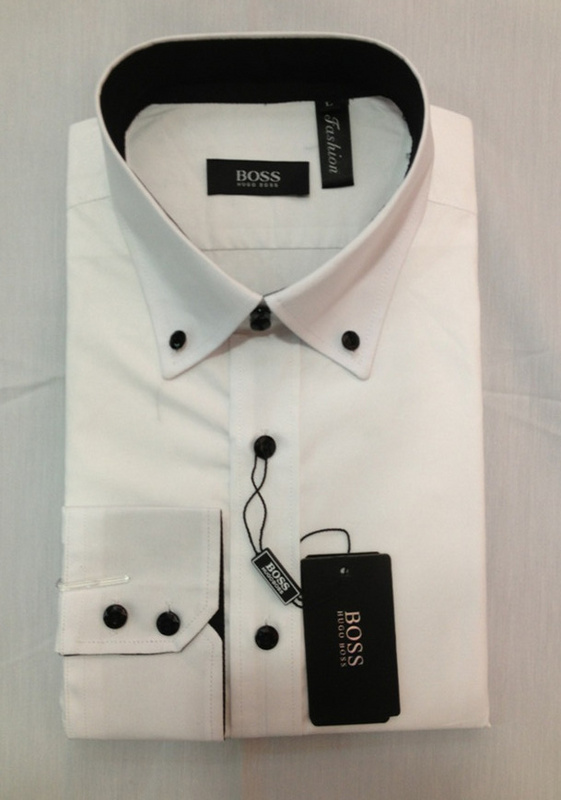 boss chemise hommes,new chemise boss homme longue exquis pas cher 2132 blanc ,chemise 067c8f02b47
