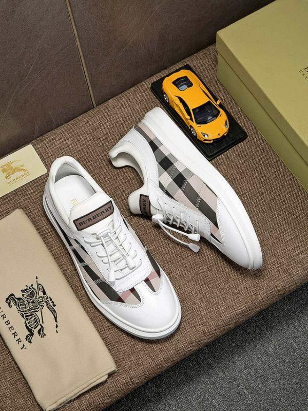chaussure burberry