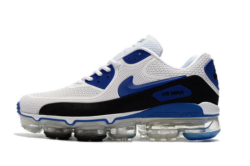 new product 01734 bea8f 57.00EUR, nike air max 90,nike air max 90 2018 off-white shoes white blue
