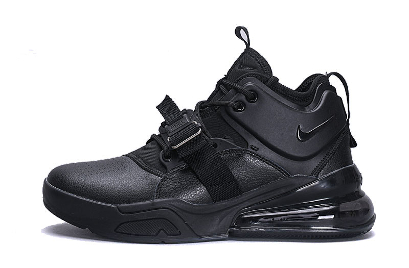 best website d9f35 21007 nike Air Force 1 homme,nike air force 270 mid safari for sale leather black