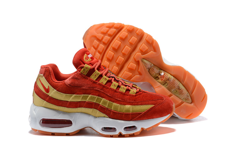 air max 95 femmes gold