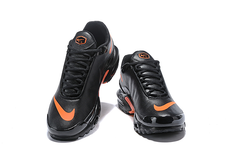 quality design 0be73 4a6c8 nike air max tn psg tn requin paris leather tn black orange