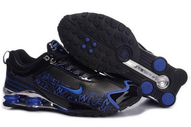promo code 57c20 b868c 49.00EUR, Nike shox rivalry man - page13,nike shox r4 2013 basket shoes  nero azzurro