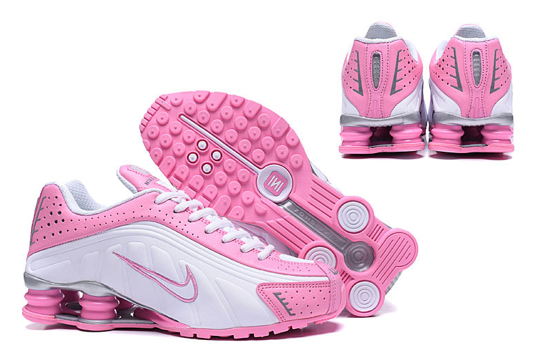 new products 8a4fc 26cdd 58.00EUR, Nike Shox Rivalry women,nike shox r4 women running shoes sport pink  white