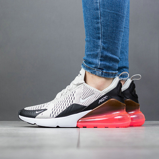 nike air max 270 femme rose et blanche
