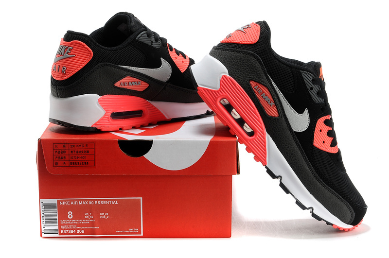 basket nike air max 90 rouge