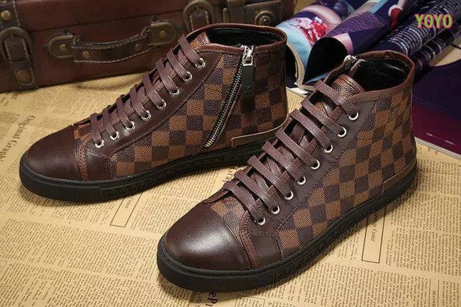 60c5d514e345 ... louis vuitton Homme Chaussures - page11,nouvelle style louis vuitton  chaussures classique echiquier ...