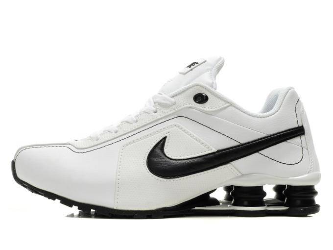 big sale 46d7a ddb00 chaussures hommes nike shox r4 pas cher 2013 nl leather white black Luxe  vedette PARIS style www.sac-lvmarque.com