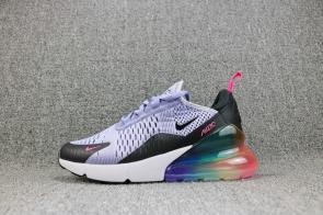 on sale 491a5 81414 nike women air max 270 low top sneakers arc-en-ciel
