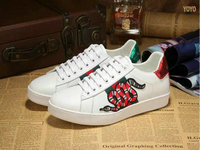 015610316 promos ventes flash chaussures cuir gucci white snake,gucci ...