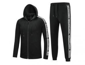 sale givenchy hommes femmes sport sweat suits tracksuits shoulder logo black 4acaf949b096