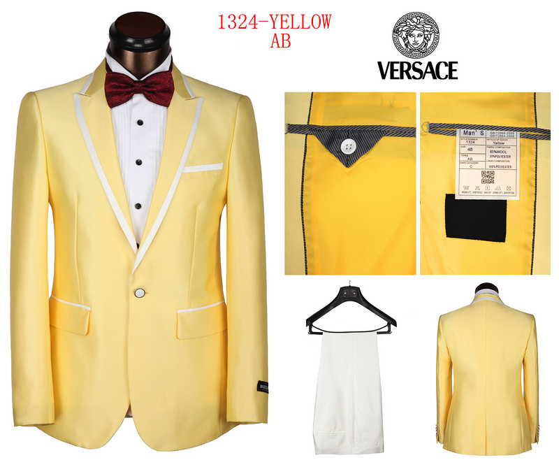 a253c596b2e9 114.00EUR, costume VERSACE homme - page2,versace costumes 2014 homme coton  pas cher france confortable 00001