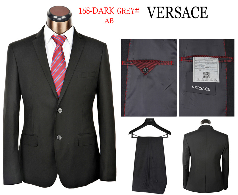 114.00EUR, costume VERSACE homme,versace costumes 2014 homme coton pas cher  france confortable 00026 noir 5333a765a15