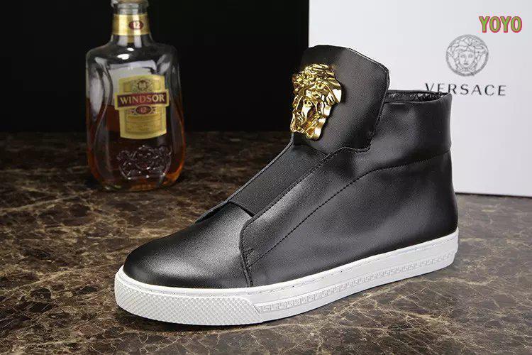 2b6a9d3ab835 versace chaussures decontractees mocassin elasticity ceinture