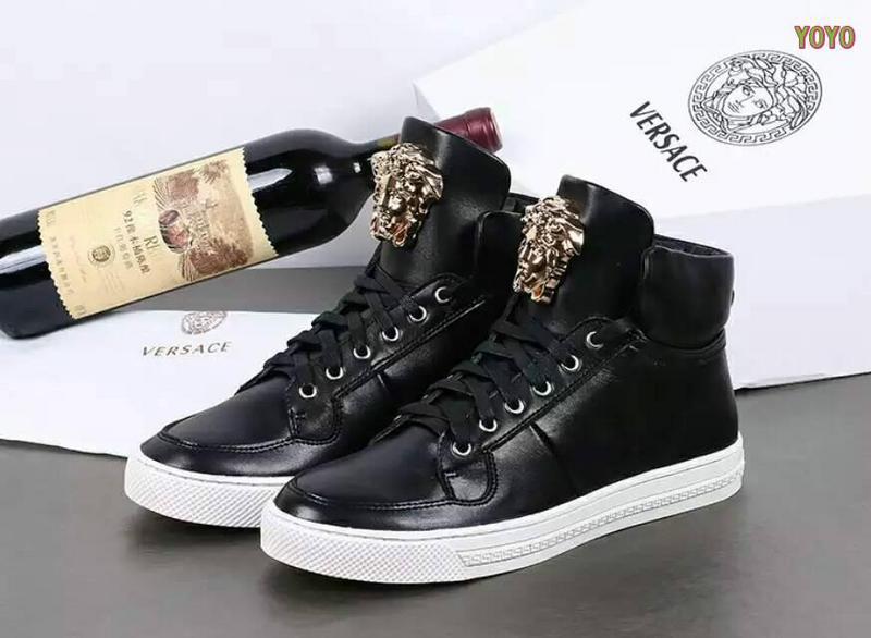 c503f204c3b7 versace chaussures decontractees mocassin boot noir,VERSACE chaussures  homme femme,Versace Baskets City Luxe vedette PARIS style  www.sac-lvmarque.com
